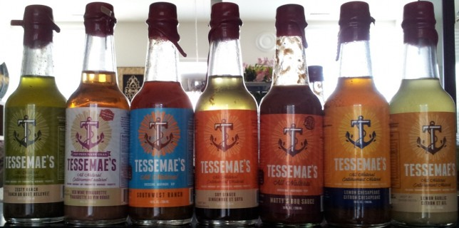 Tessemaes dressings
