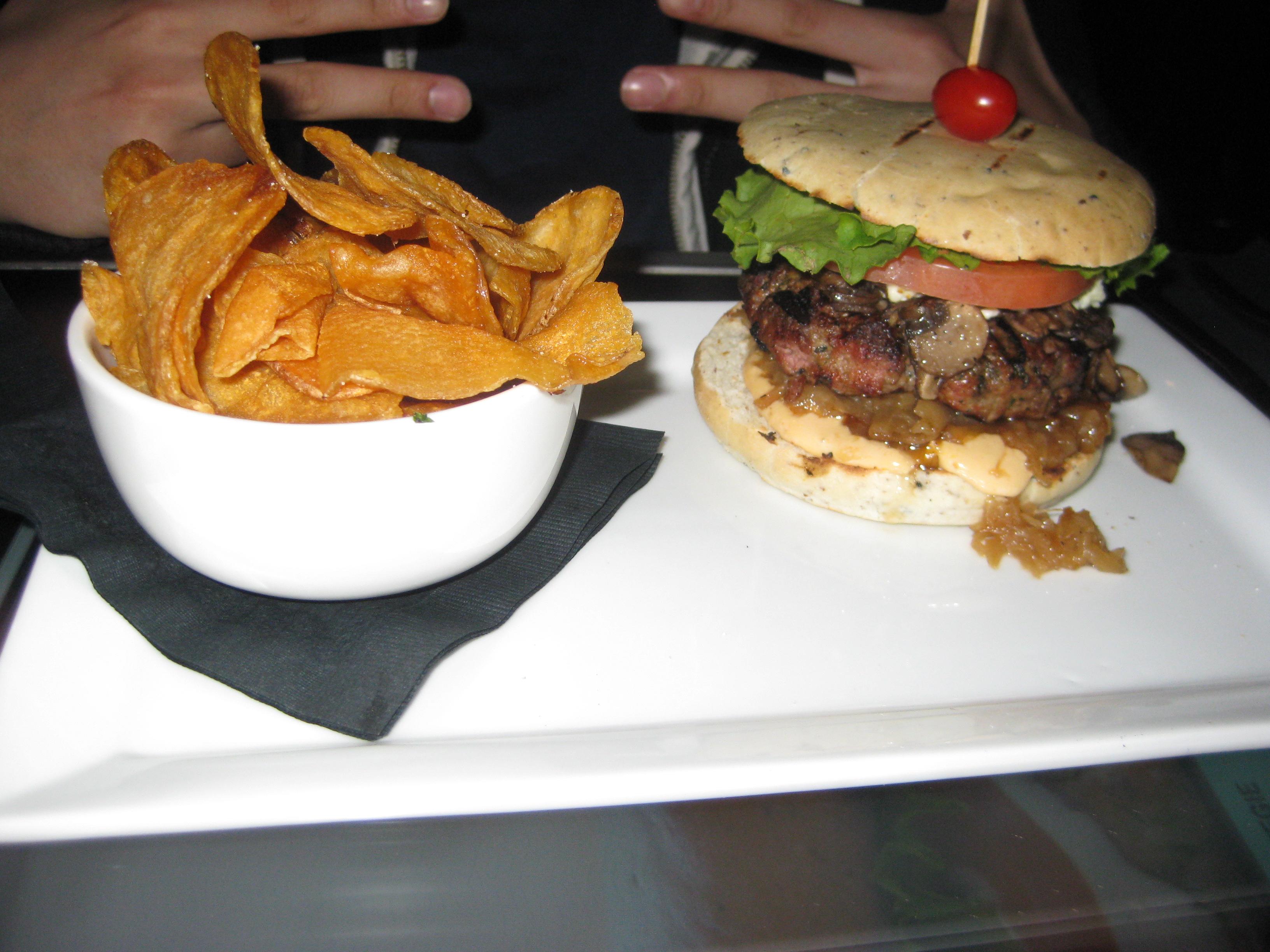 Lamb Burger - iBurger