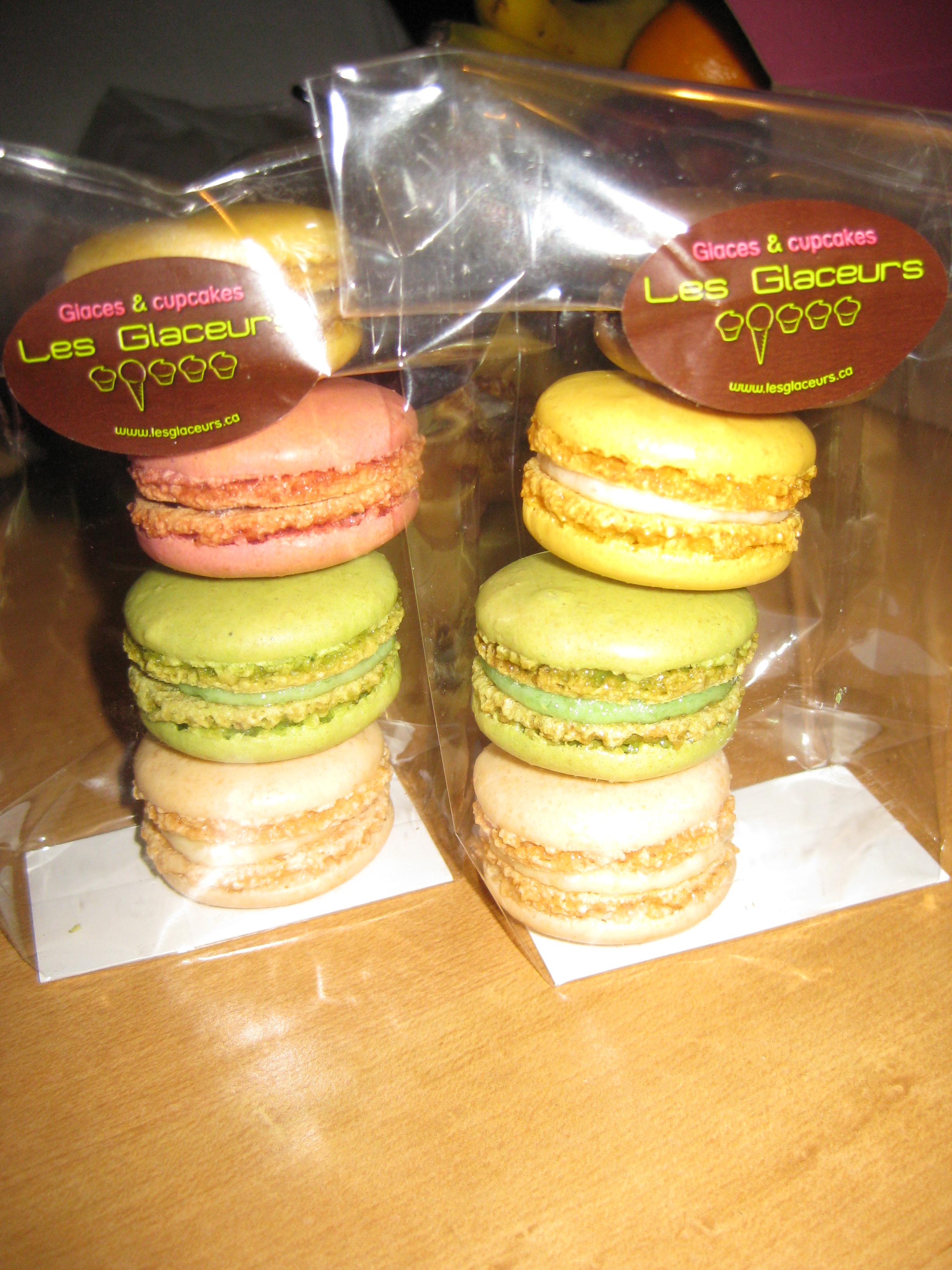 Macarons 1 - Les Glaceurs