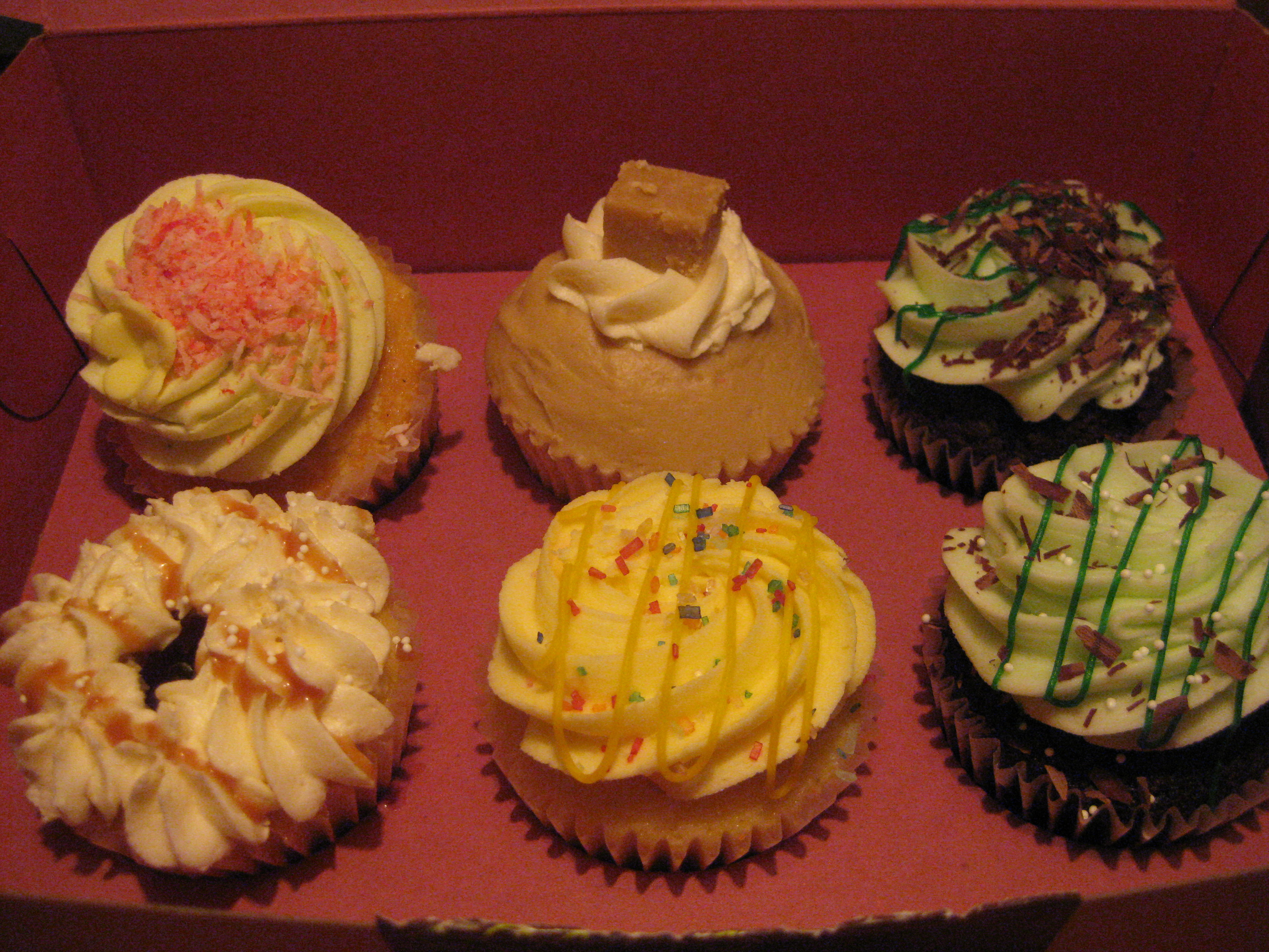 My Cupcakes - Les Glaceurs