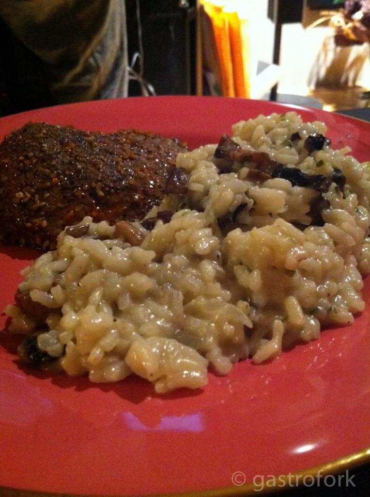 Mushroom risotto recipes easy
