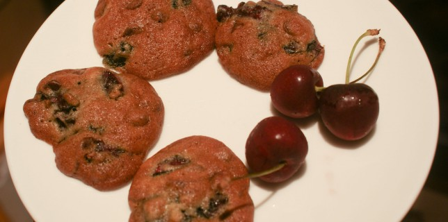 Cherry Chocolate Chip Cookie Recipe – $50 Whole Foods Gift Card Giveaway