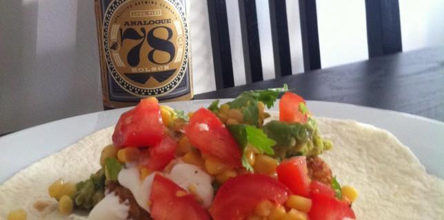 Fish Tacos with Corn Salsa Recipe