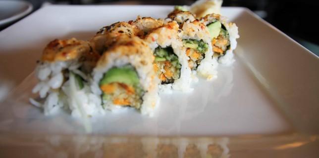 Sushi K Kamizato