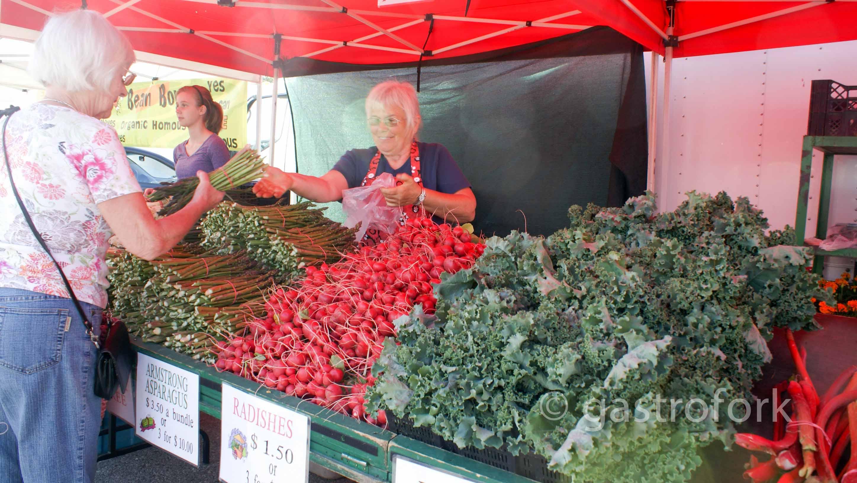 Kelowna's Farmet Market