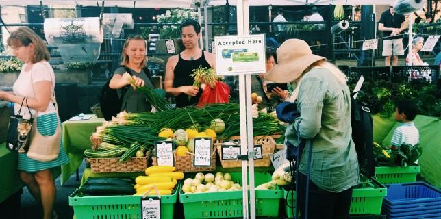 Yaletown Farmers Market
