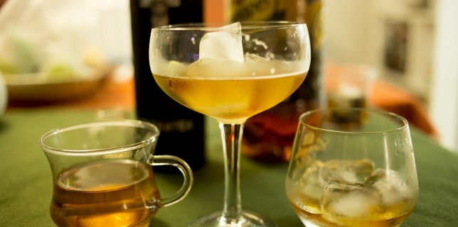 [Tea Thursday] Tatratea (52% tea liquor)