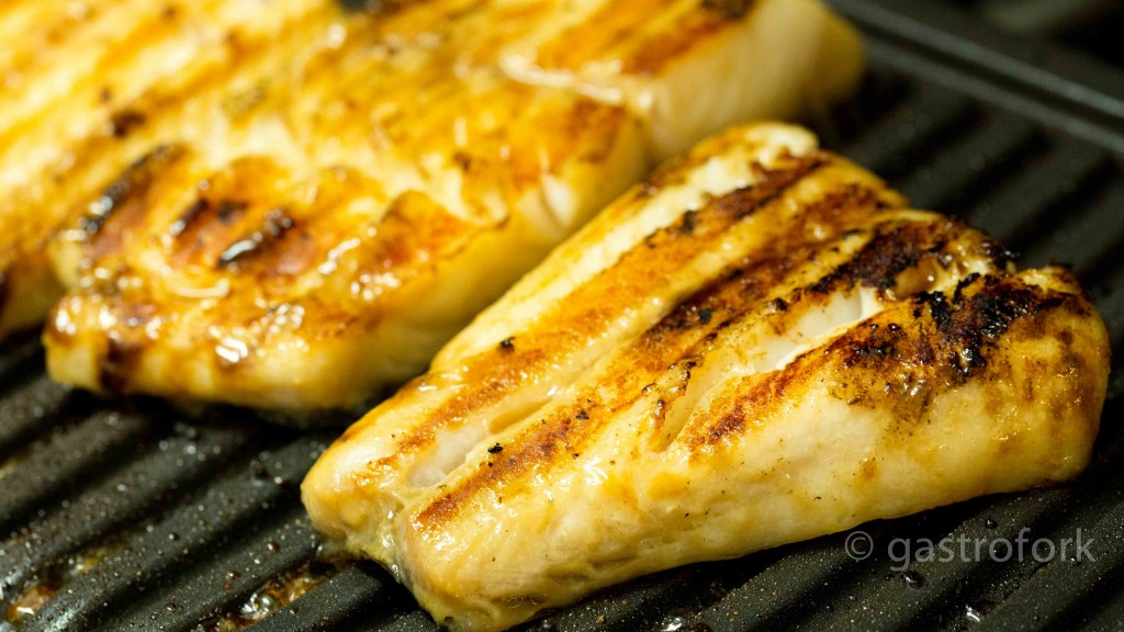 t-fal optigrill miso marinated sablefish