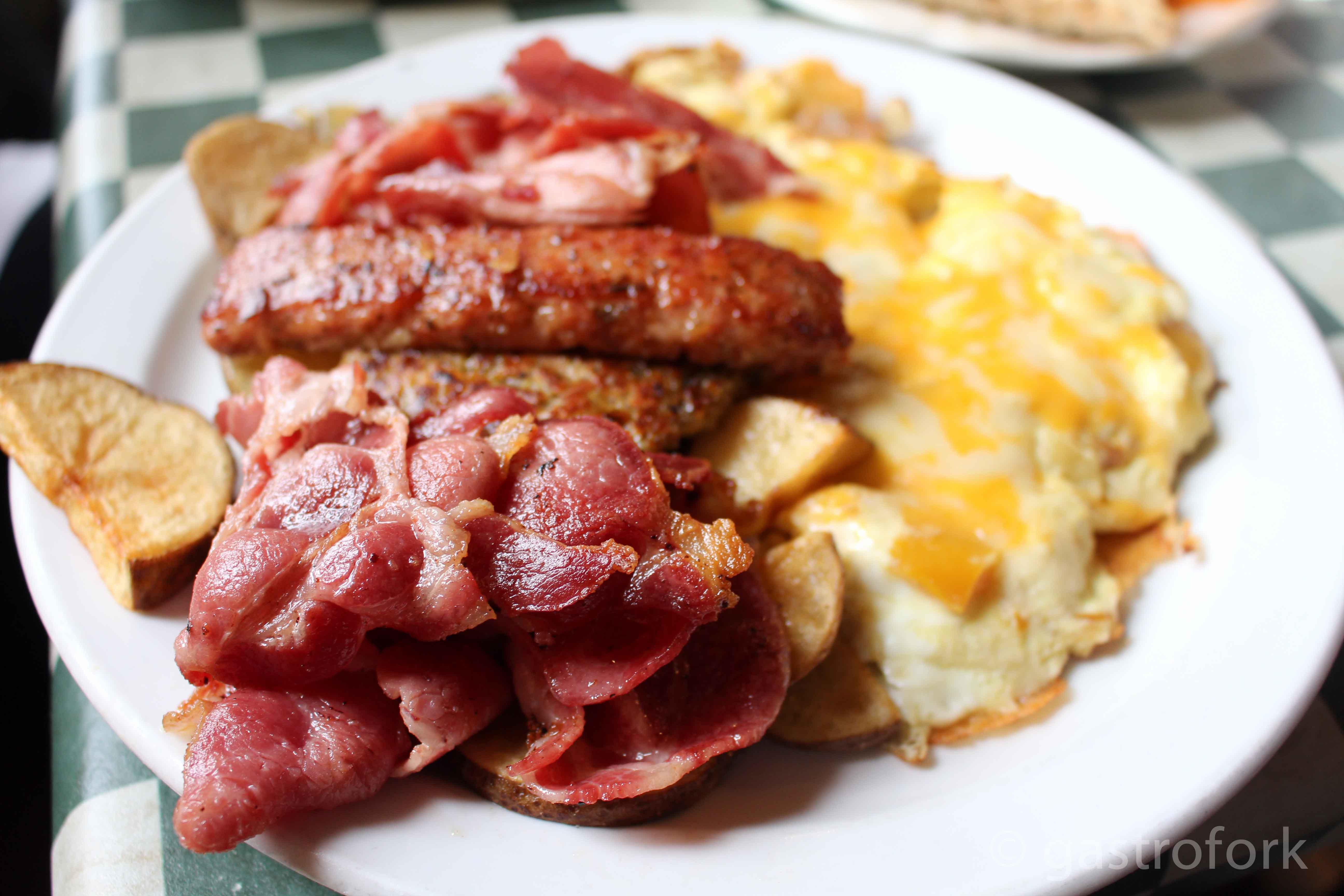 fraser park german breakfast