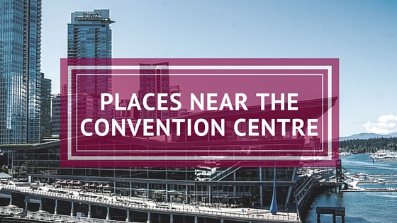 places to eat near the convention centre