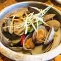 maenam steamed manila clams