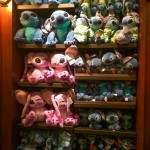 A wall full of Stitch!!
