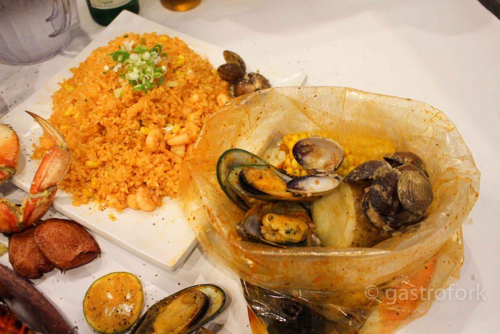 captain's boil mussels
