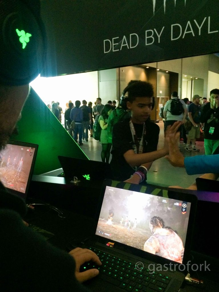 PAX West 2016 Dead by daylight