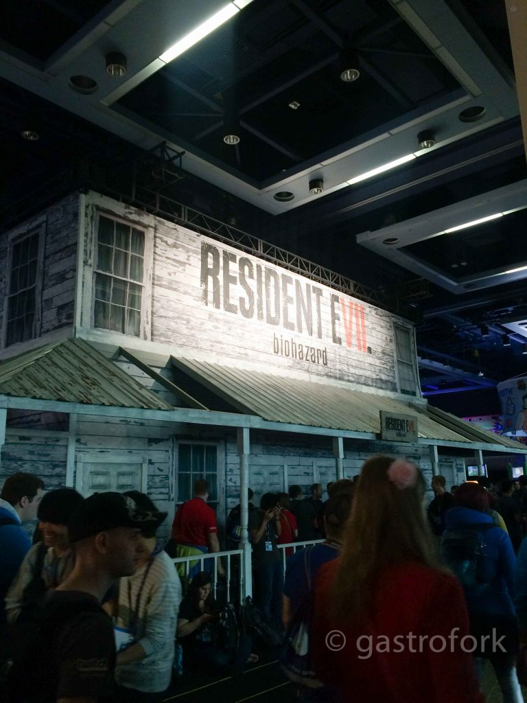 PAX West 2016 resident evil