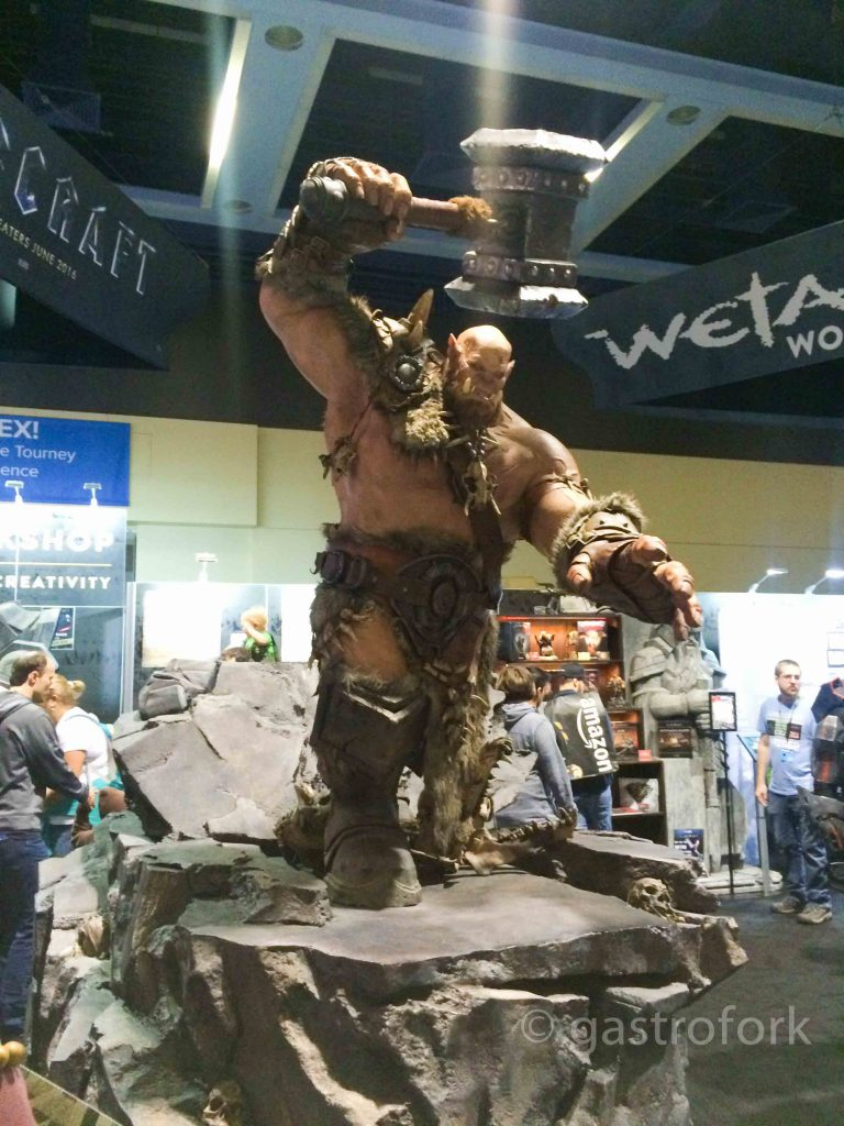 PAX West 2016 Warcraft