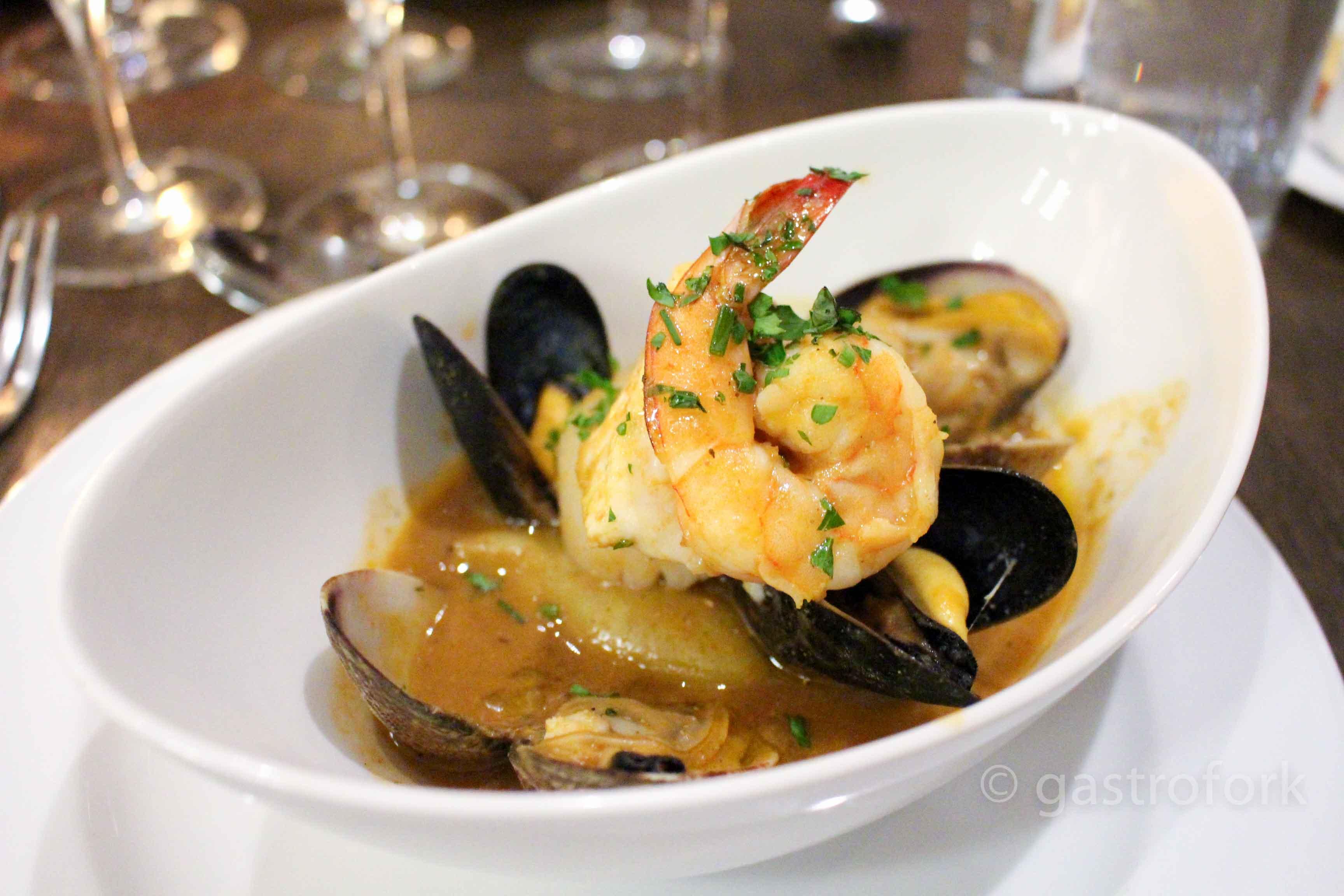 West Coast Bouillabasse provence marinaside