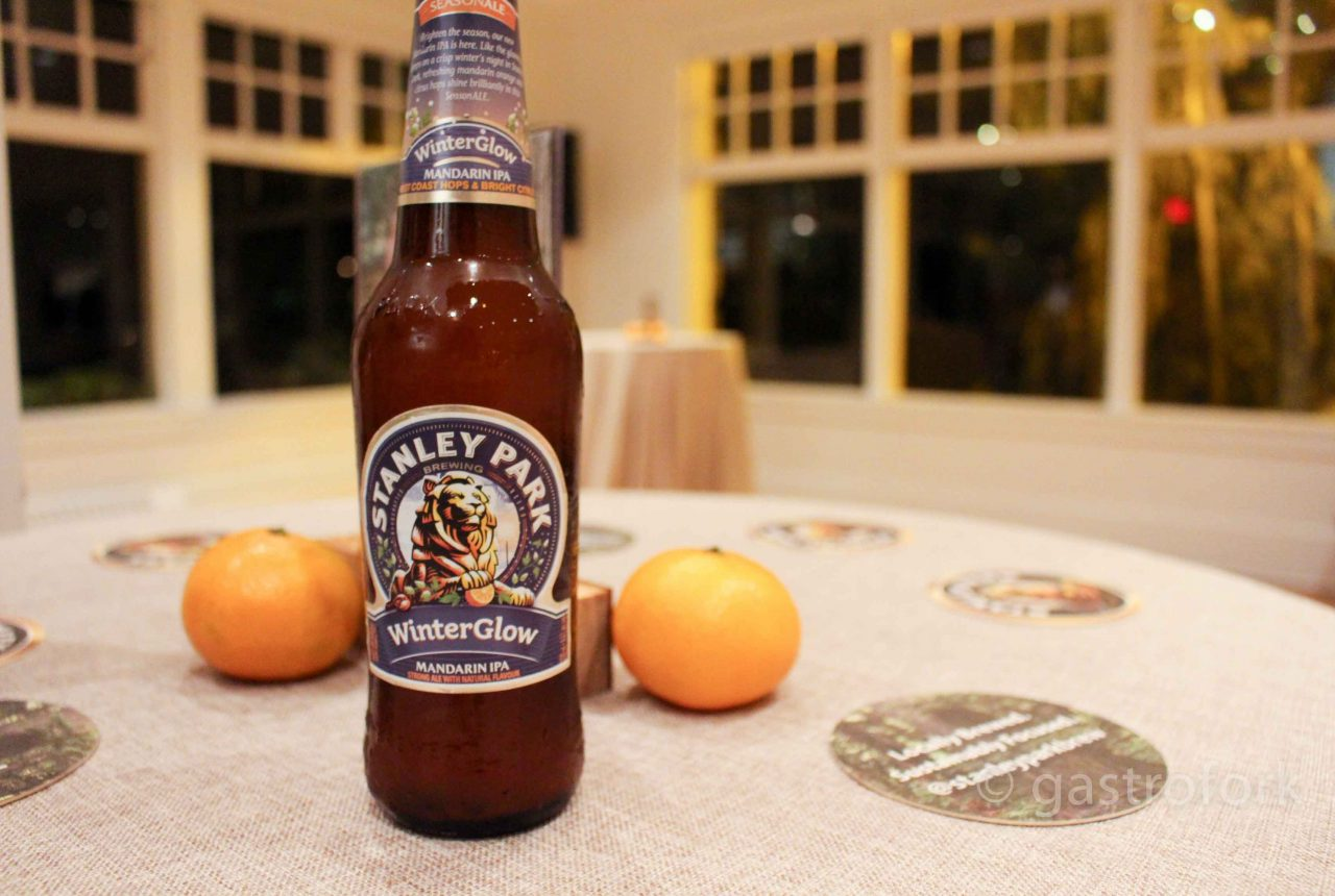 Stanley Park Brewery WinterGlow