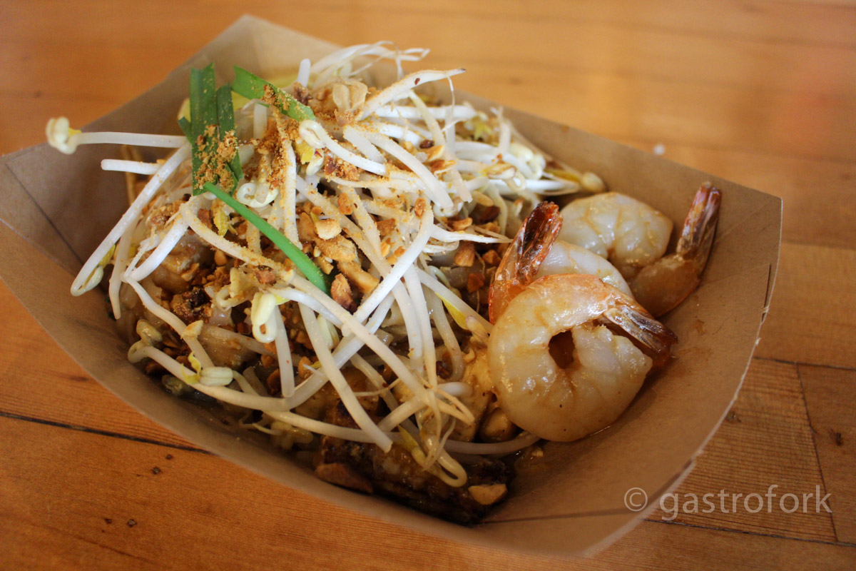 Longtail kitchen new westminster pad thai