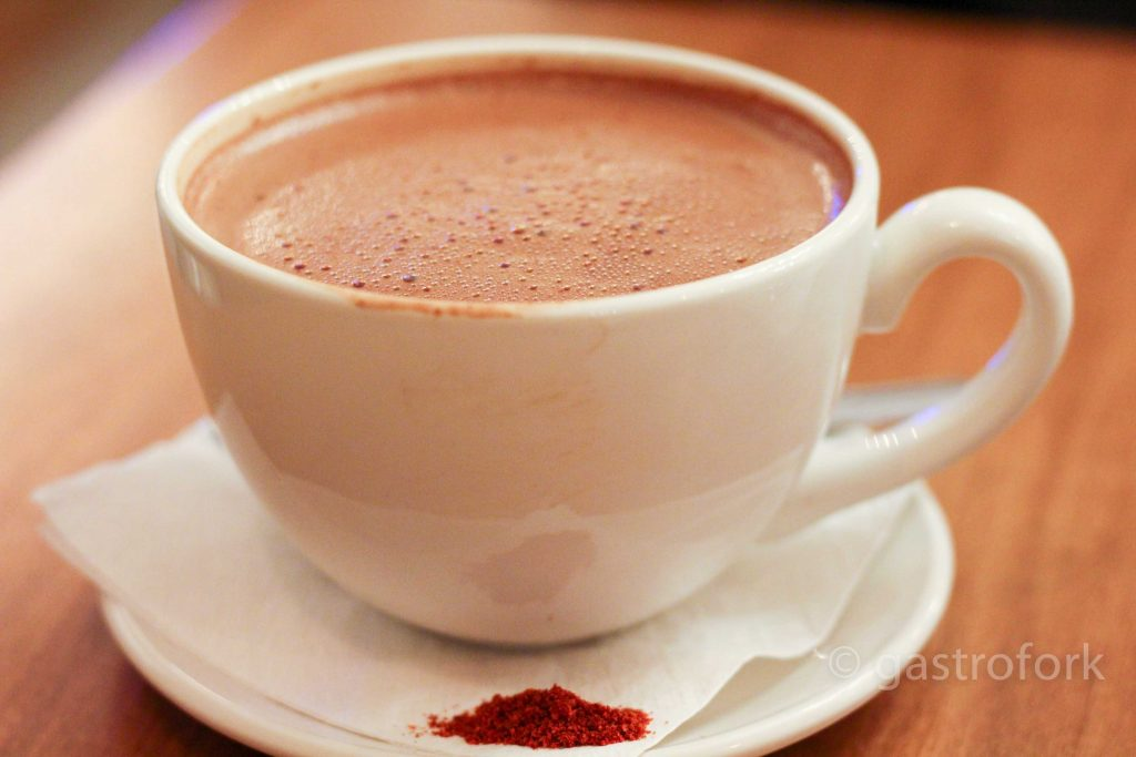 cacao 70 vancouver classic spicy hot chocolate