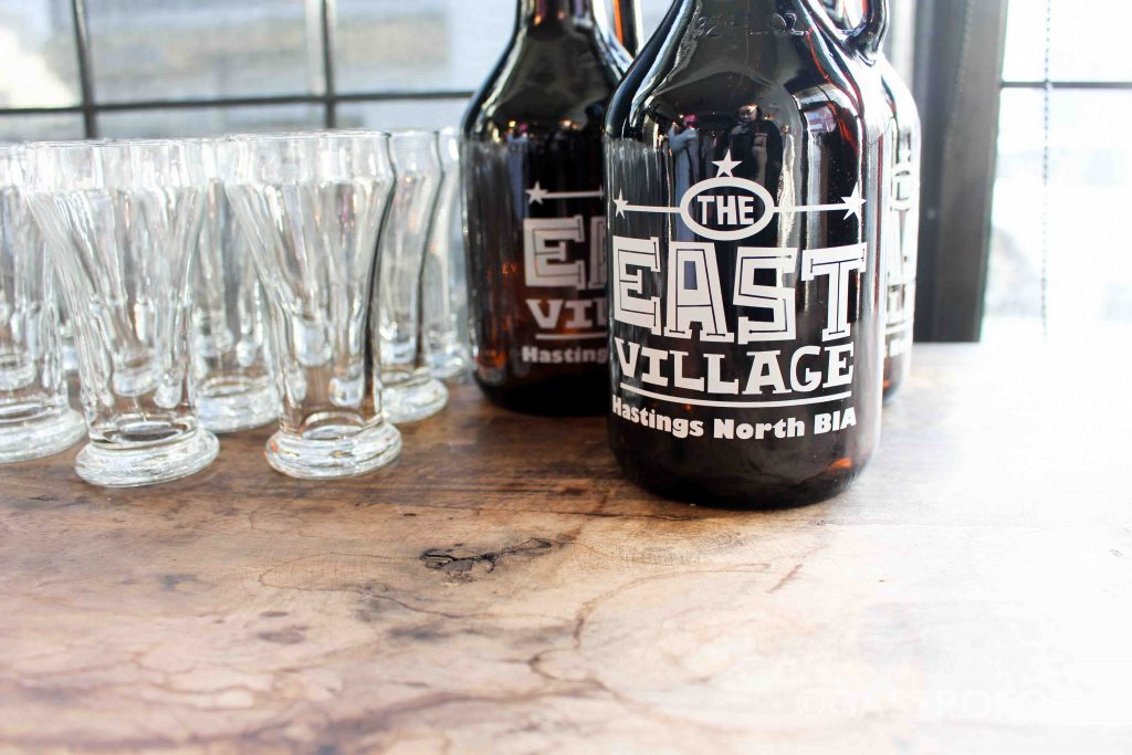 east vancouver village brewery tour