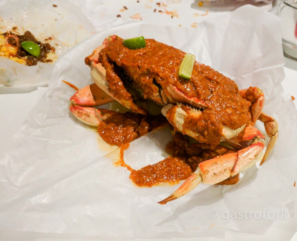 holy crab robson vancouver