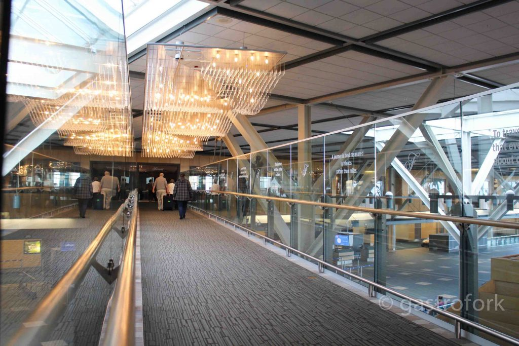 yvr airport fairmont