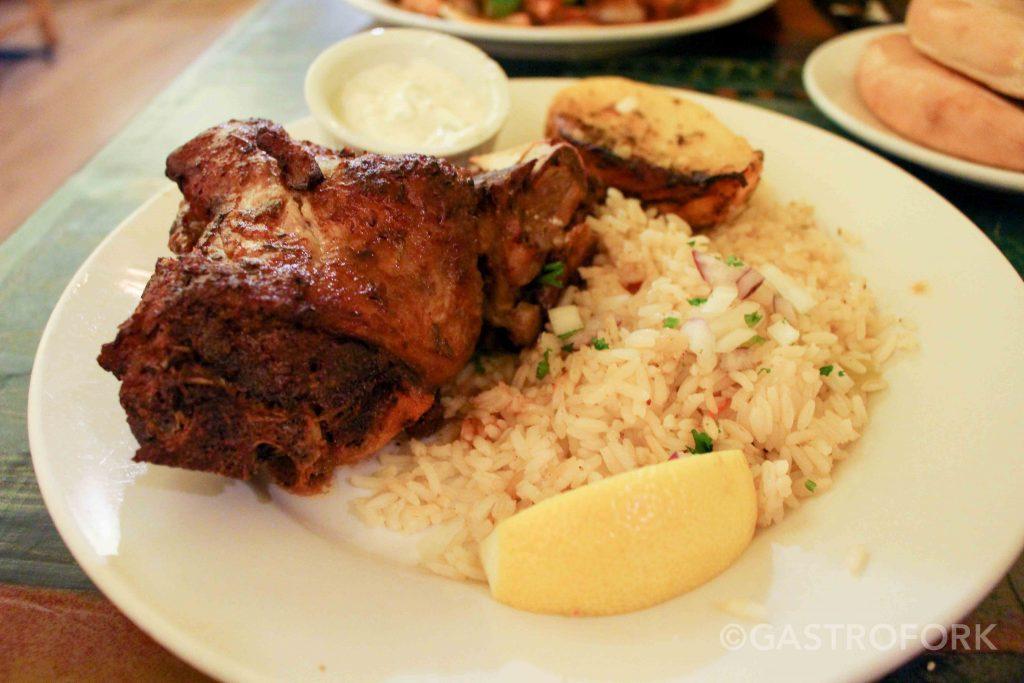 panos greek taverna roast lamb