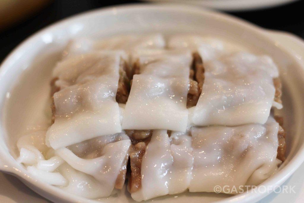 beef rice rolls pink pearl restaurant