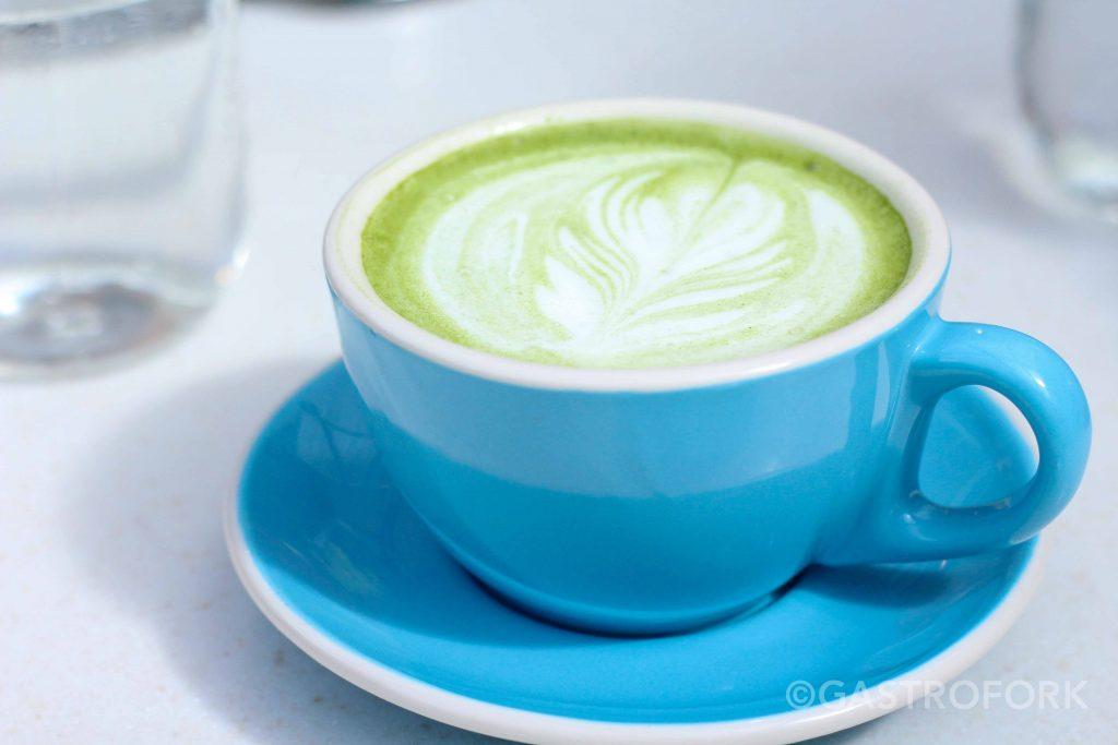 fergies cafe squamish matcha latte