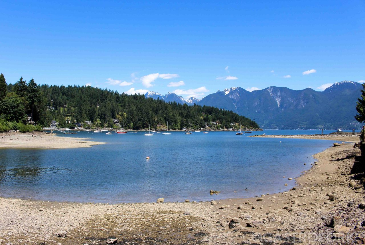 Gambier Island Hotels