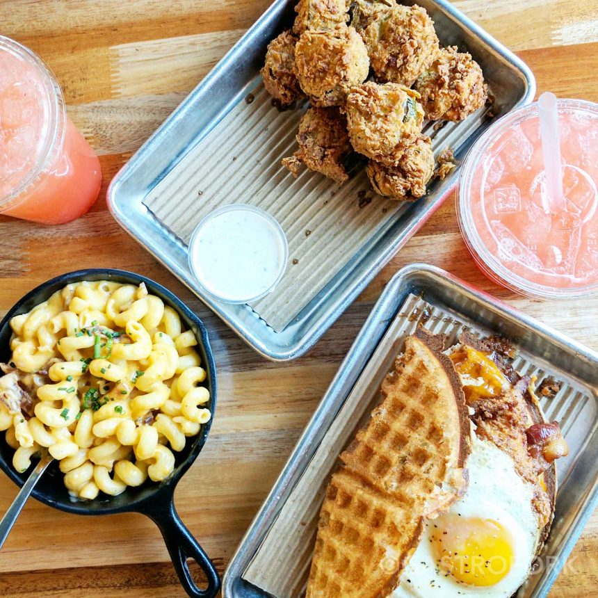 Bruxie New York New York Hotel Las Vegas Gastrofork Vancouver Food And
