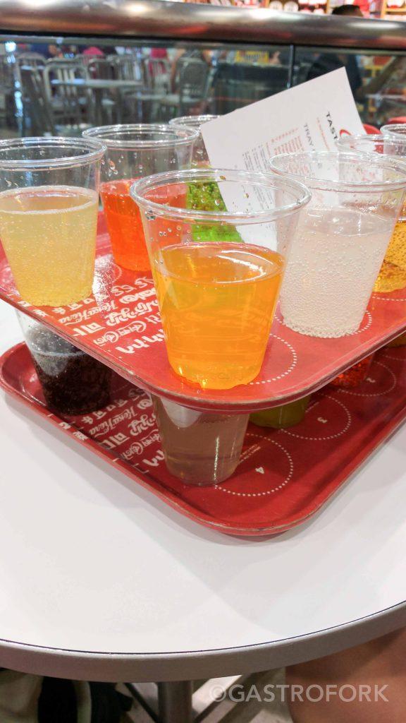 coca cola store tasting las vegas