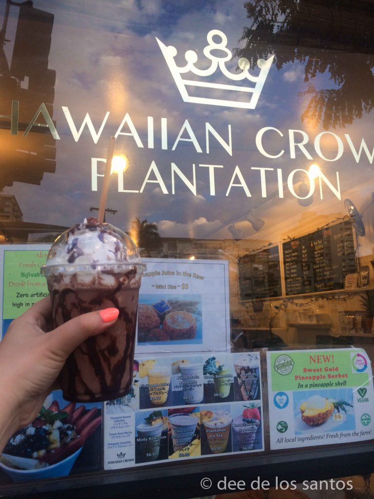 hawaiian crown plantation waikiki