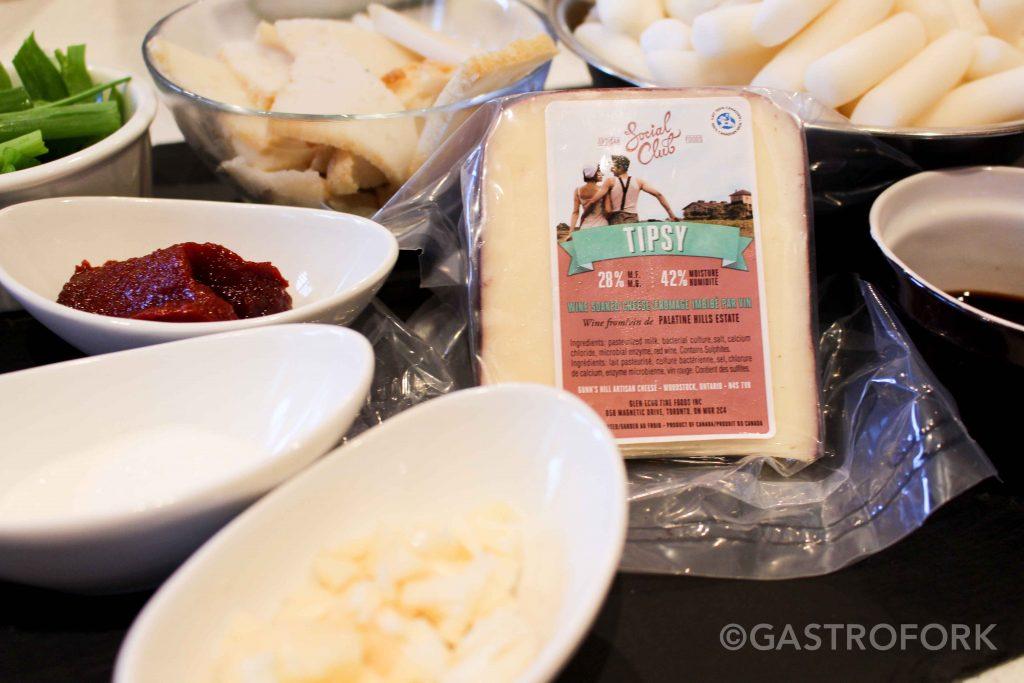 gunns hill tipsy cheese tteeobokki