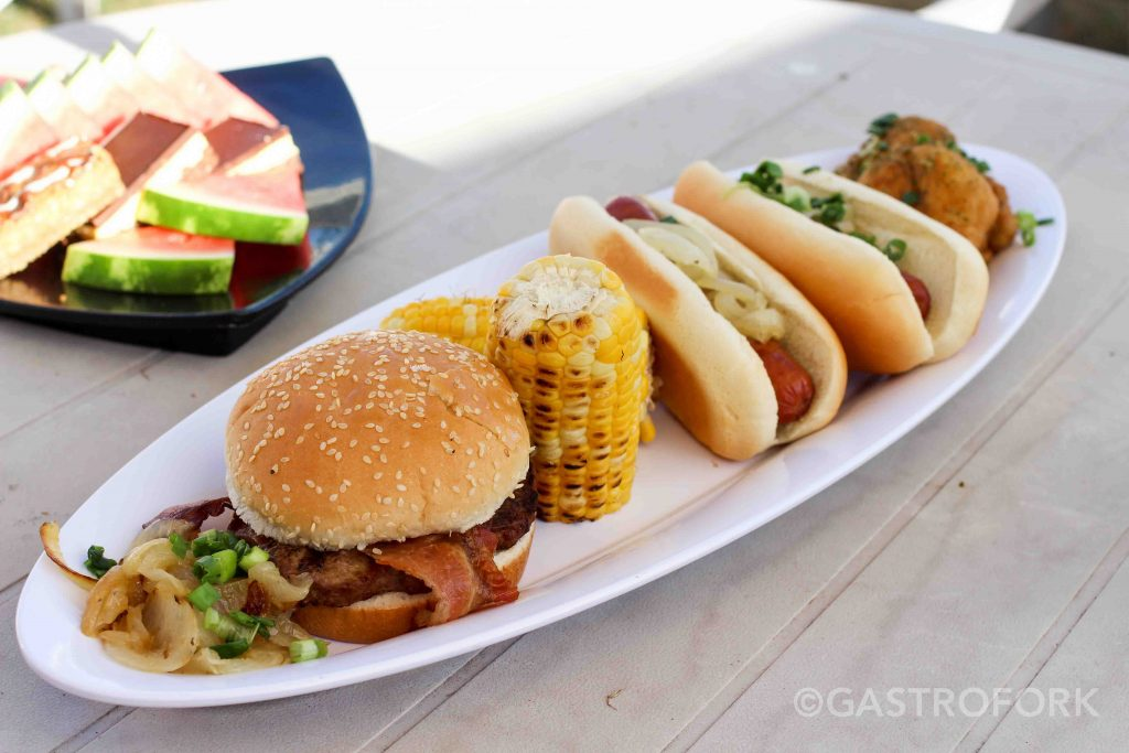 nat bailey stadium vancouver canadians food