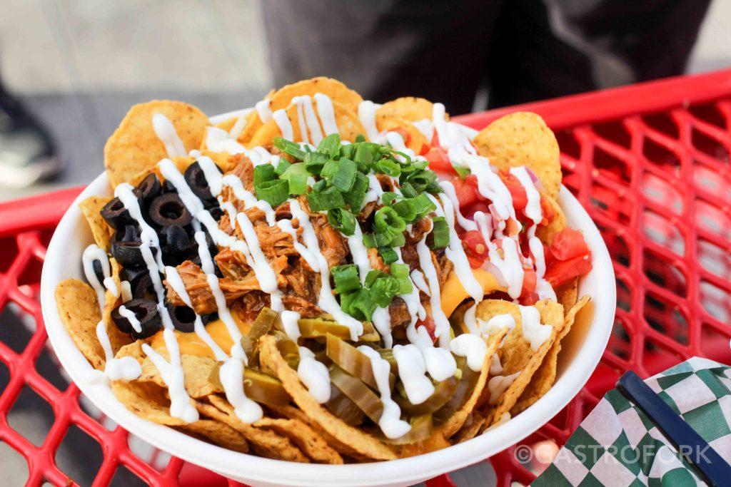 nat bailey stadium vancouver canadians food nacho grande