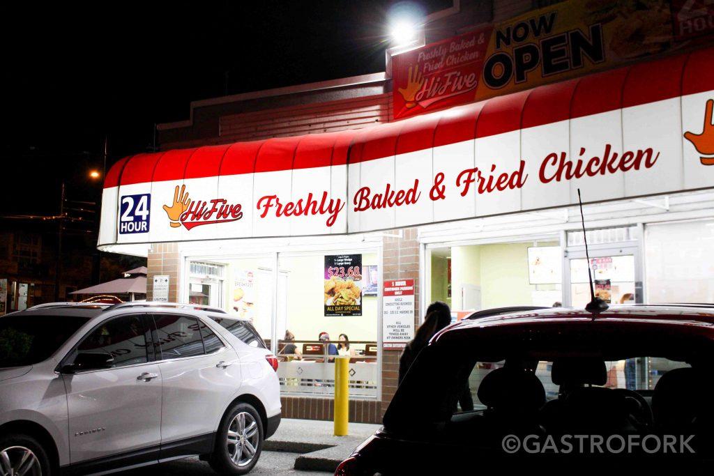 hi five chicken 24 hour