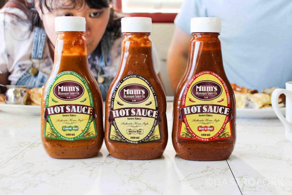 hilltop diner hot sauce