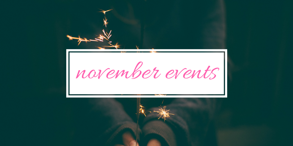 vancouver events november 2017
