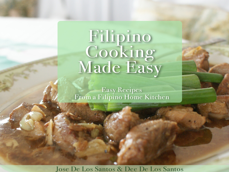 Filipino cooking made easy gastrofork vancouver food and travel blog filipino cooking made easy is a cookbook available in hardcopy and as an e book there are over 70 filipino recipes straight from our home kitchen forumfinder Image collections