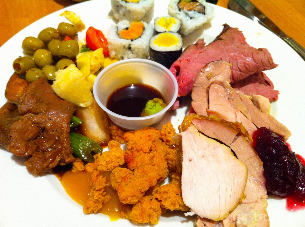 Montreal Casino Buffet Review