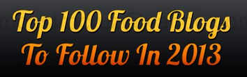 top 100 food blogs to follow gastrofork
