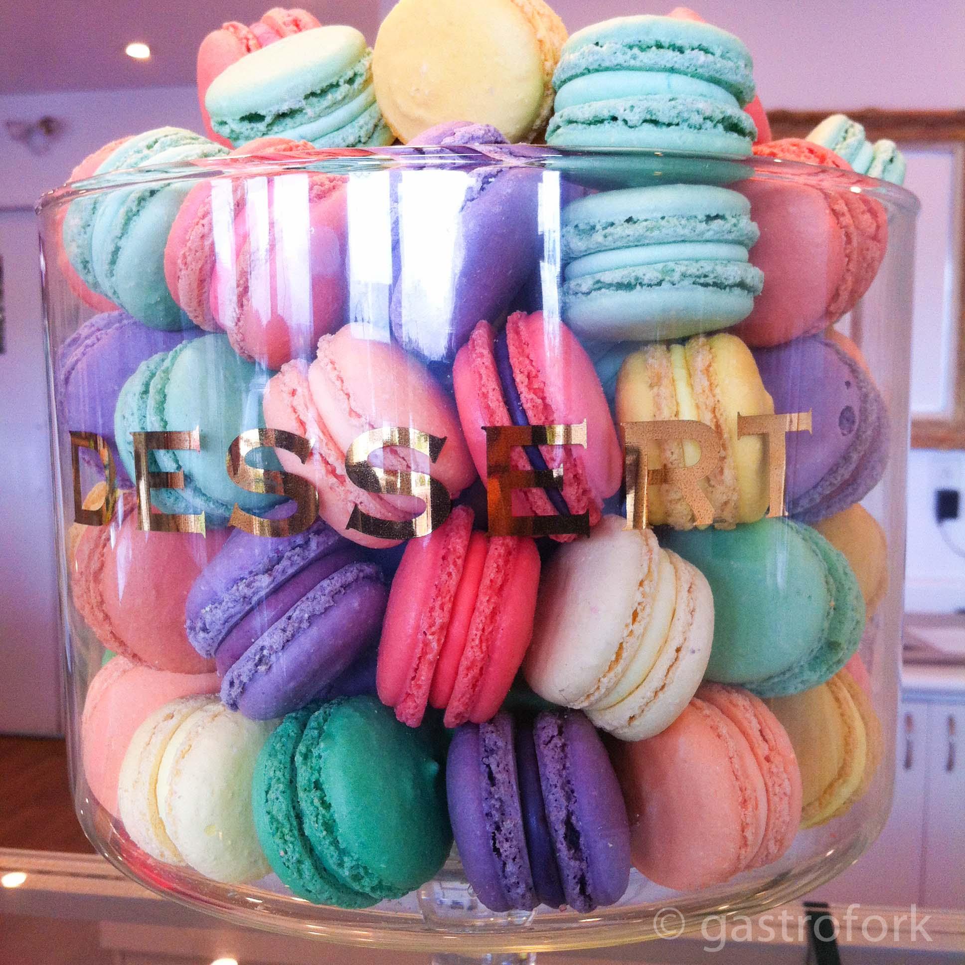 sandrine pastry