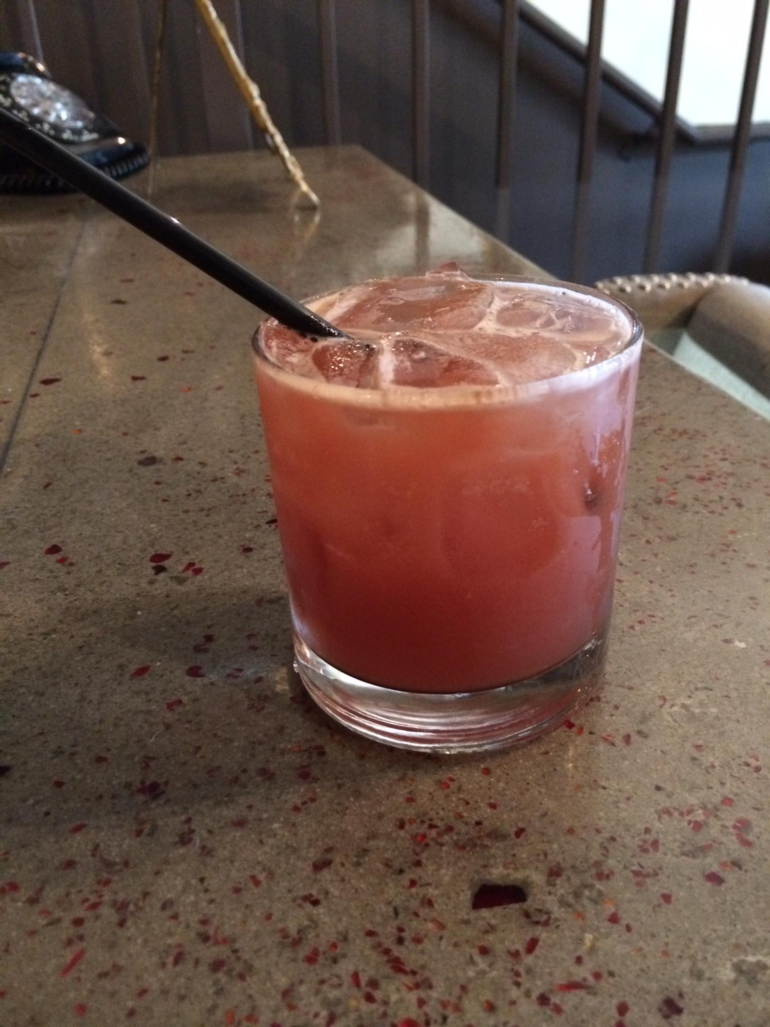 Burgundy Restaurant - Gin n' Juice