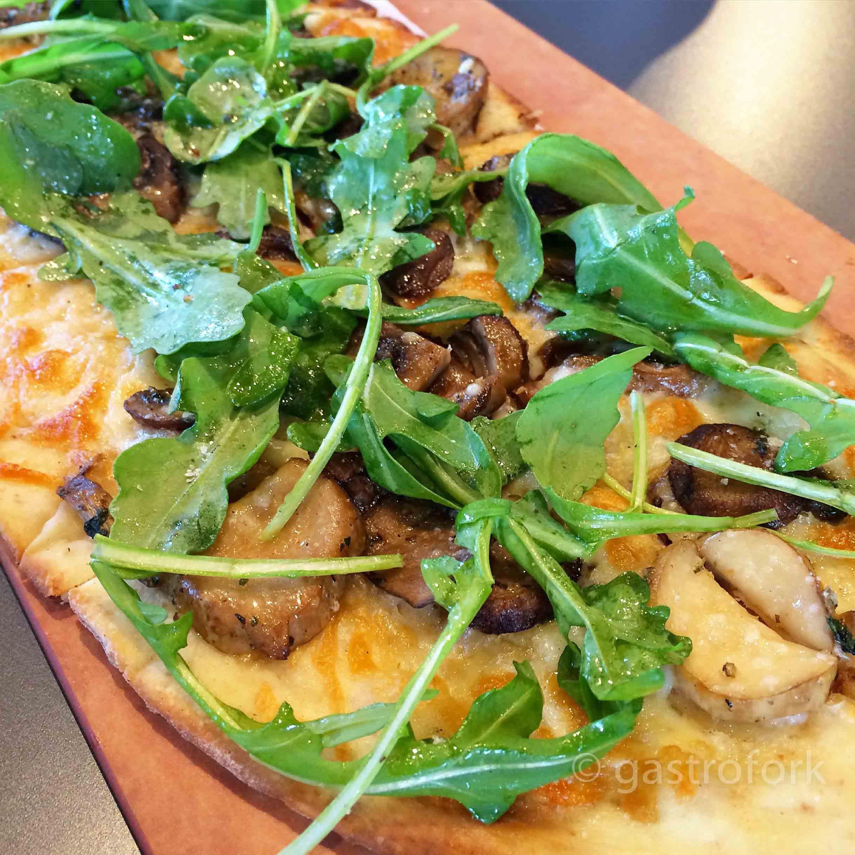 bistro verde nordstrom mushroom flatbread