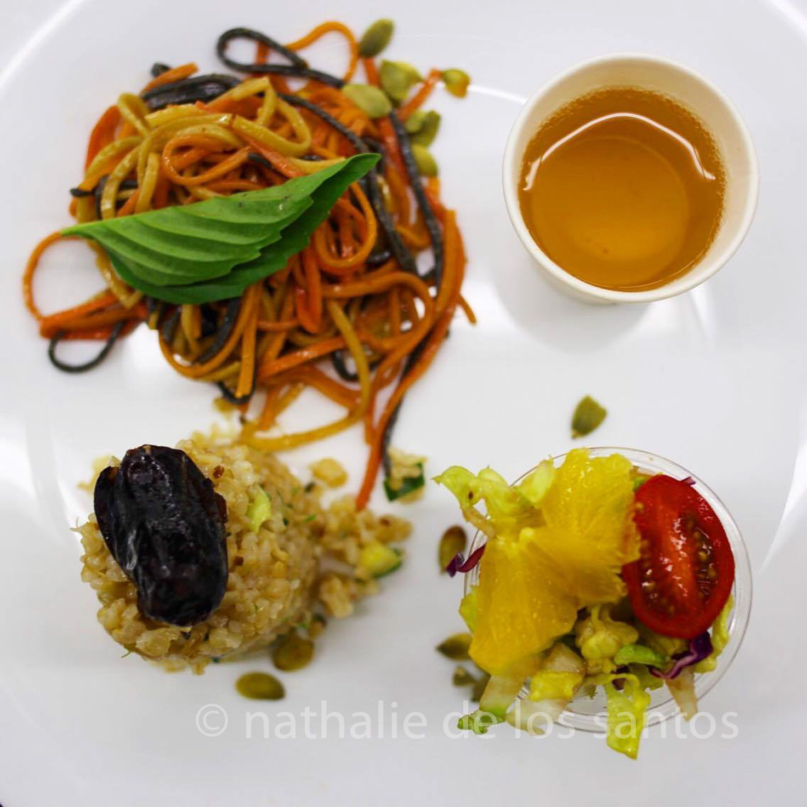 tasting plates yvr nathalie de los santos bonjour marketplace
