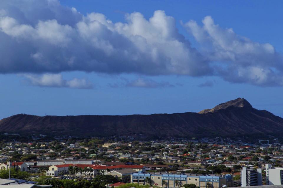 Diamond Head, Photo by Nathalie de los Santos