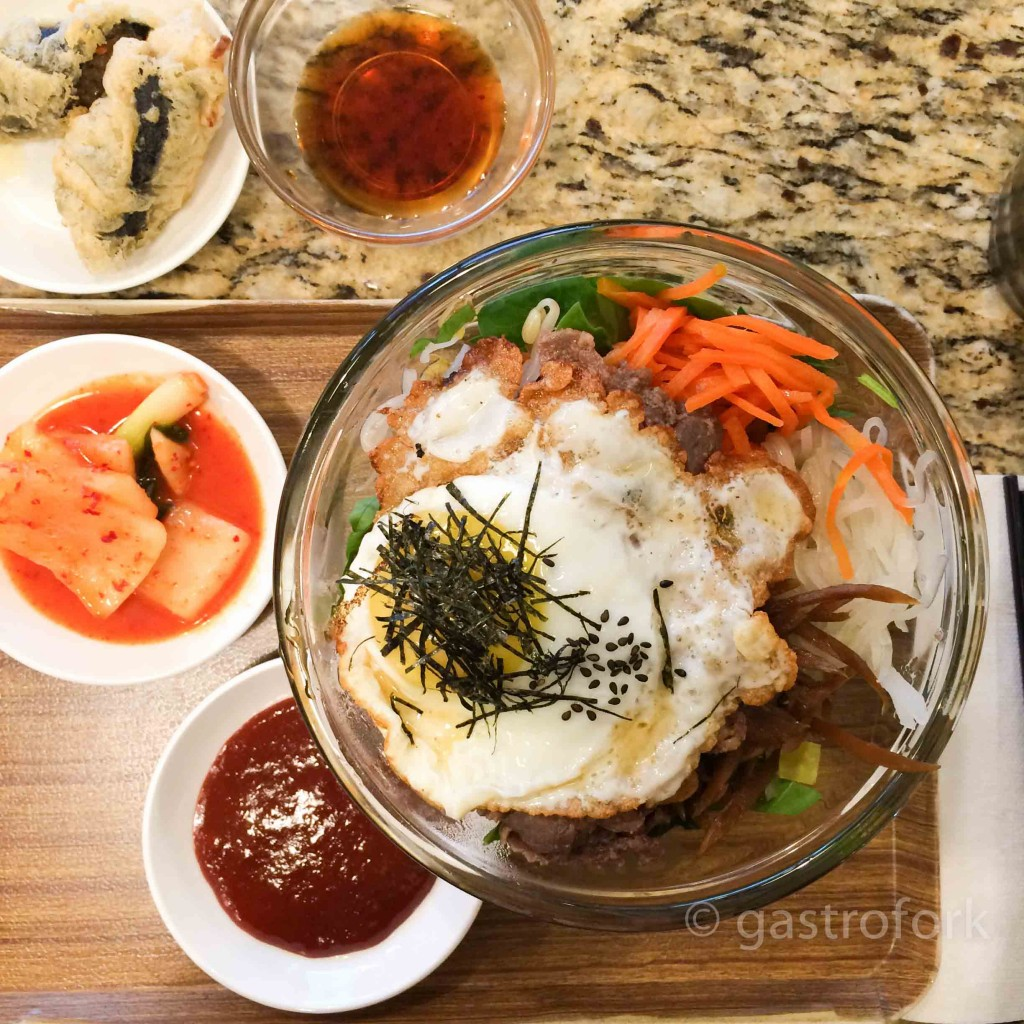 yogi korean snack bar bibimbap