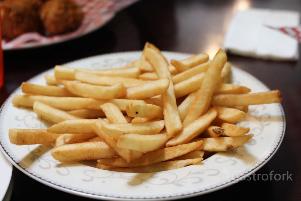 king chicken fries